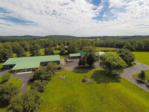 23 Acres, Equestrian Paradise : Dallas : Luzerne County : Pennsylvania