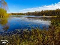 Recreational Lake And Hunting Hideo : Lincoln : Benton County : Missouri