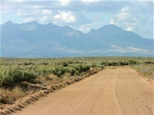 Colorado, Costilla County : San Luis : Costilla County : Colorado