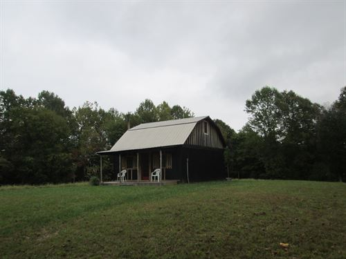 Cabin 33 Acres In Adair County, Ky : Columbia : Adair County : Kentucky