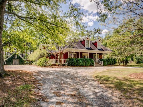 Beautiful Historic Madison Home : Madison : Morgan County : Georgia