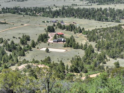 Autumn Creek Ranch : Canon City : Fremont County : Colorado