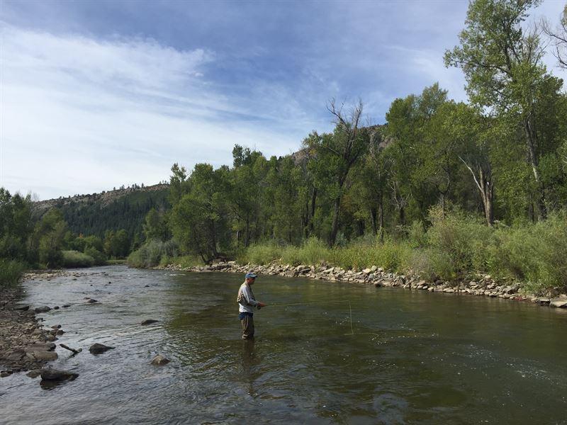 Piedra River Ranch : Bayfield : Archuleta County : Colorado