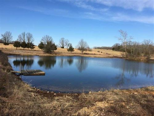 254 Acres Prime Ranchland / Huntin : Edgar Springs : Dent County : Missouri