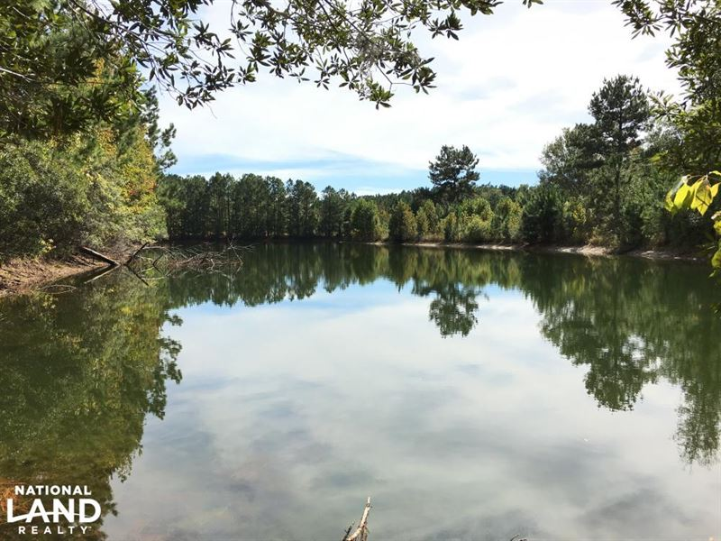 Mill Branch Recreational Retreat : Orangeburg : Orangeburg County : South Carolina