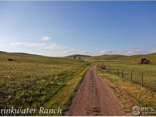 Drinkwater Acreage : Livermore : Larimer County : Colorado