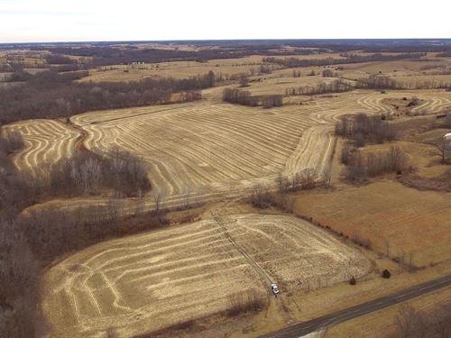 110 Acres Hwy Z Randolph County : Huntsville : Randolph County : Missouri