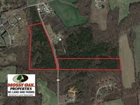 35.25 Acres of Residential And Tim : Liberty : Alamance County : North Carolina