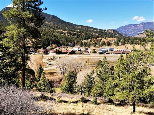 Mountain Acreage With South Fork Vi : South Fork : Rio Grande County : Colorado