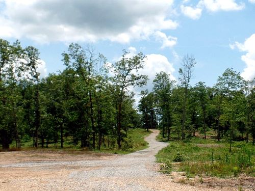 7.2 Acres, Building Site, Near Town : West Plains : Howell County : Missouri