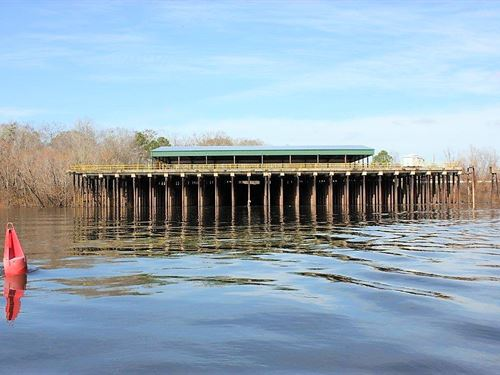 Riverport At Apalachicola River : Sneads : Jackson County : Florida