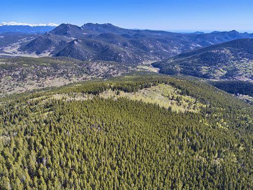 Seldom Seen Acres : Golden : Gilpin County : Colorado