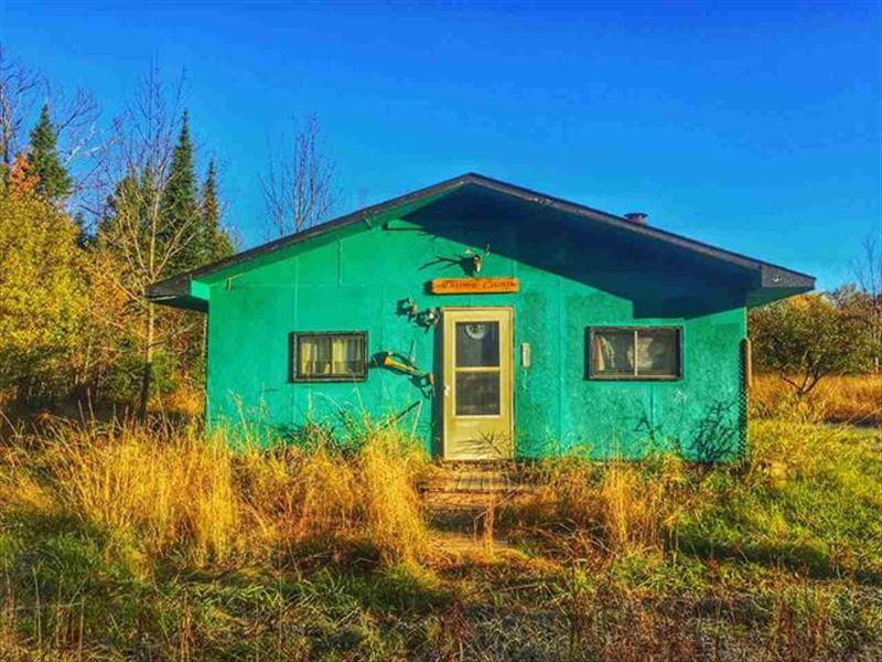 Mass City Hunting Camp 1105216 : Mass City : Ontonagon County : Michigan