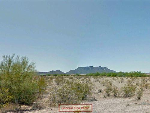 5 Acre Peaceful Desert Property : Trona : Inyo County : California