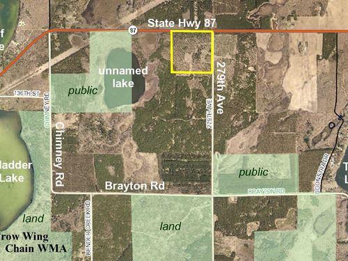 Hubbard, Cw Lake, 1393313, Nene : Nevis : Hubbard County : Minnesota