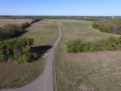 Lamar County 150 Acre Ranch : Paris : Lamar County : Texas