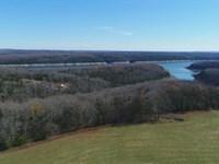 100 Acres On Bull Shoals : Branson : Taney County : Missouri
