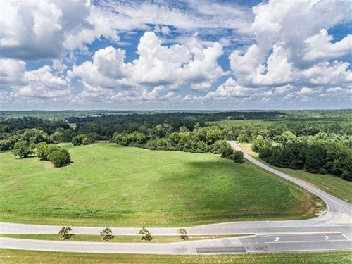 15.42 Acres With Additional Acreage : Greensboro : Greene County : Georgia