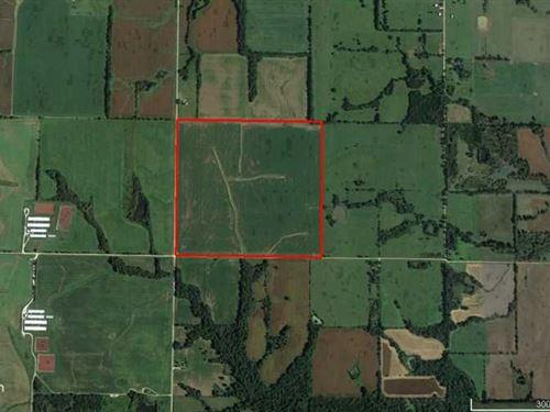 174 Tillable Acres in Barton Count : Lamar : Barton County : Missouri