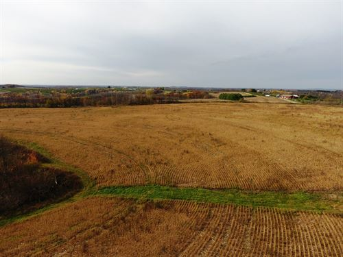 Apple Country Acreage 49 Acres : Gays Mills : Crawford County : Wisconsin