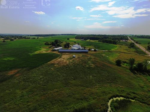 Farm Land With Great Hunting : Ripon : Fond Du Lac County : Wisconsin