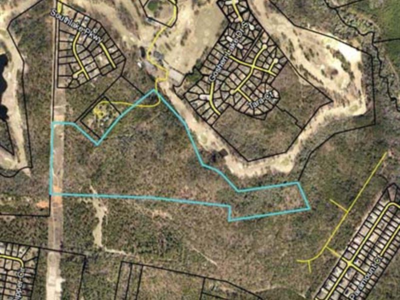 Residential Land In Augusta Ga Farm Auction Augusta Richmond County