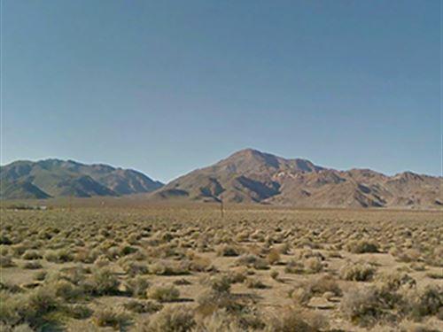 Five Acre Property Near Trona : Trona : Inyo County : California
