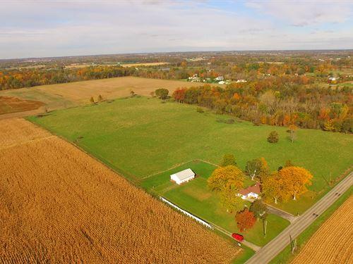 Major Land Auction W/6 Properties : Fort Wayne : Allen County : Indiana