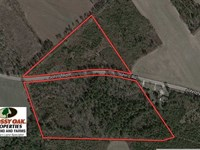 28.8 Acres of Residential Hunting : Maxton : Robeson County : North Carolina