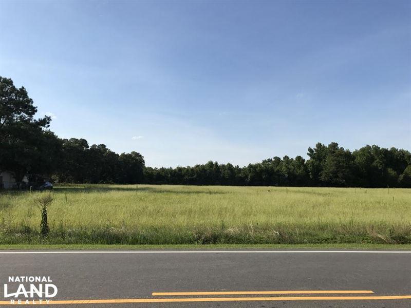 Garland Hunting Land : Farm for Sale : Clarkton : Bladen ...