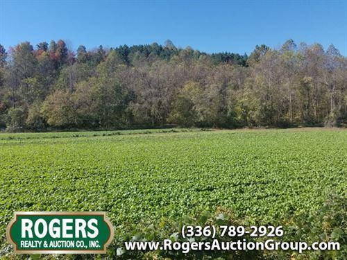 Multi Land Auction In Va : Fieldale : Henry County : Virginia