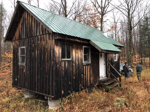Camp Balsam : Diana : Lewis County : New York