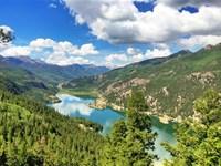 Lake San Cristobal Acreage : Lake City : Hinsdale County : Colorado