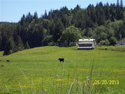 Sumner Rd Ranch : Coos Bay : Coos County : Oregon