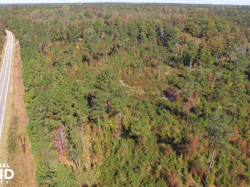 Clearwater Recreational Tract : Camden : Kershaw County : South Carolina