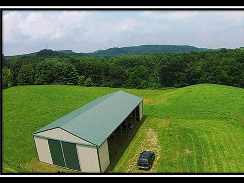 Bugout Hideaway On Wills Creek : Kimbolton : Guernsey County : Ohio