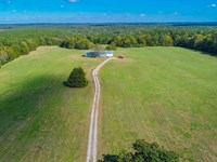 Country Home And 30 Acre Farm : Whitmire : Newberry County : South Carolina