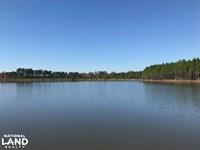 Laurens County Lakes Retreat : Adrian : Laurens County : Georgia