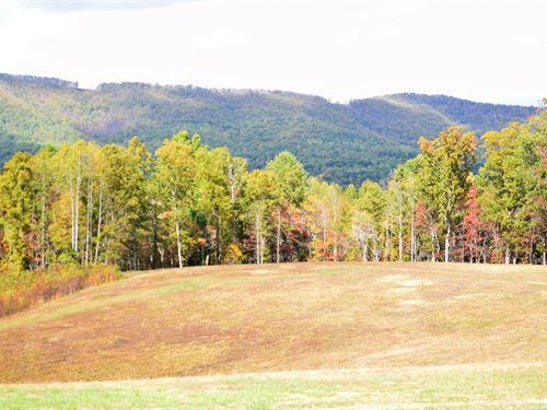 Breathtaking Mountain Views : Bedford : Virginia