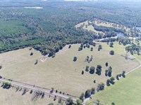48 Acre Pasture Land And Home Site : Henderson : Rusk County : Texas