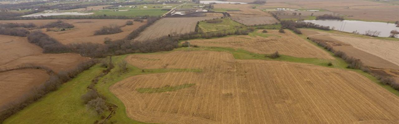 Income Producing Farm Ground : Pleasant Hill : Cass County : Missouri