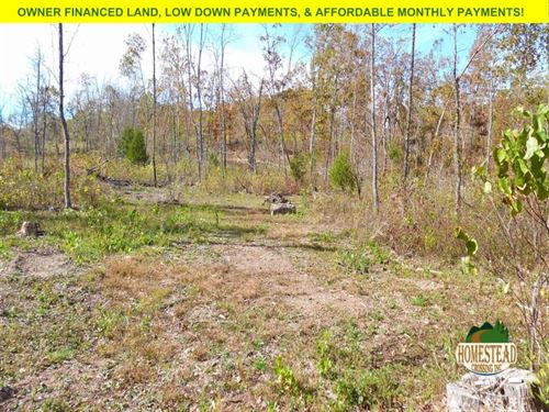5 Acres, Clearing, Easy Access : Cabool : Texas County : Missouri