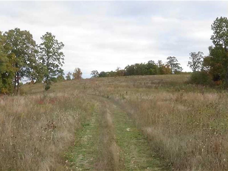 Great Outdoorsman 358 Acres Crawfo : Bourbon : Crawford County : Missouri
