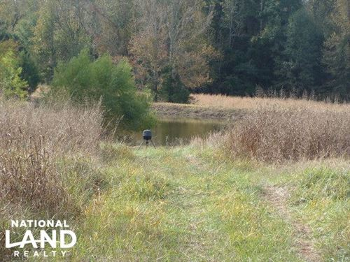 138 Acre Hunting & Recreational Tra : Newark : Independence County : Arkansas