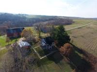 Jeffers Lane Farm 160+/- Acres : De Soto : Vernon County : Wisconsin