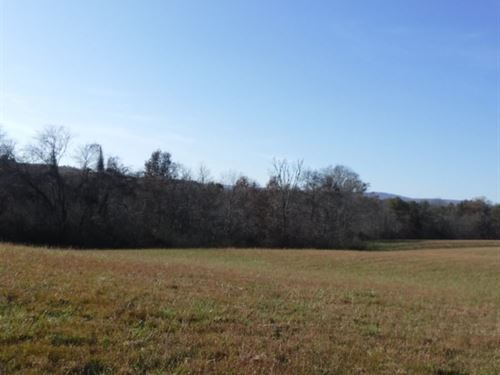 32 +/- Ac Mostly Pasture, Views, Cr : Rockwood : Cumberland County : Tennessee
