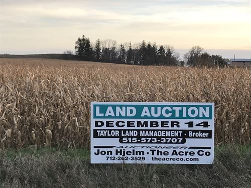Cropland, Crp, And Pasture : Marathon : Buena Vista County : Iowa