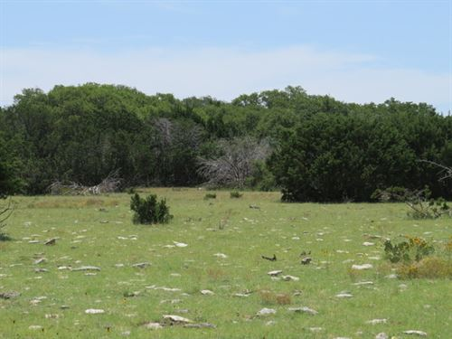 35 Acres Nw Rocksprings : Rocksprings : Edwards County : Texas