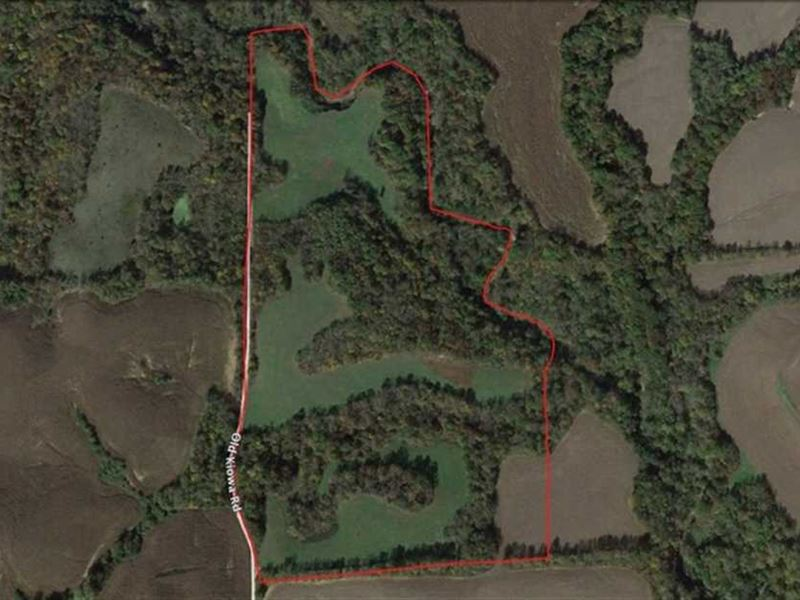 Exceptional Hunting Farm in Do : Troy : Doniphan County : Kansas