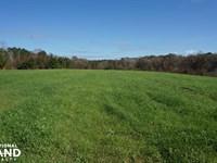 Burnam Branch Hunting Opportunity : Ward : Sumter County : Alabama